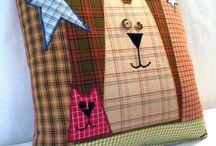 Folk art textile