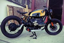 Cafe racer's / Street trackers