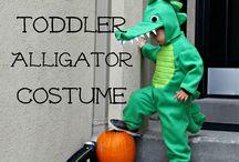 Utkledning / Ideer for utkledning i fbm karneval og halloween.