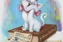 ♢ Marie / The Aristocats