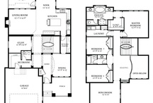 Floorplans   / by Calgary New Home Guide