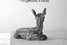 Sigmund Freud / Founder of Psychoanalysis