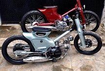 Honda 50-125