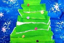 Vánoce / Vánoční vyrábění s dětmi