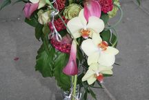Flowerly creaties / Bruidswerk gemaakt door Flowerly. www.flowerly.nl