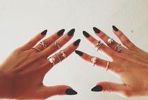 Nail your nails.