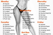 Women's workout plans