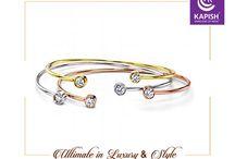 Kapish Jewels Diamond Bracelets