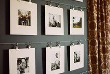 Rame foto pe pereți