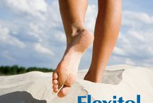 Flexitol Canada / Flexitol is a complete range of foot and skin care products specifically formulated to keep your skin healthy. New Flexitol Advanced Dry Skin Care range helps restore the skin's natural moisture balance and texture, providing an effective barrier against water loss. Scientifically formulated to soothe irritated, itchy skin while protecting against environmental stress. www.farleyco.ca/Flexitol/Products.html / by Farleyco Canada