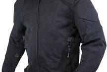 Jaquetas de motociclista