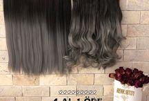 4 al 1 Öde Yarımay Çıtçıt Saç