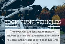 Boom Pump Vehicles