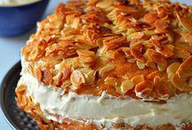 Yeast cakes