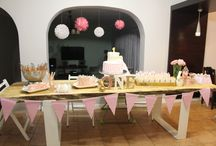 His Old Lady: 1st birthday party