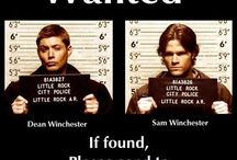 Supernatural  / My little cutie pies... PIE!