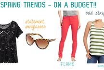 Style / Stay on trend with our Style Options throughout the year!