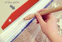 DIY Around the House / DIY house projects