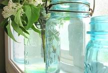mason  jars / by Lisa Toyosaki