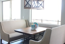Dining area / by Edna Alfaro