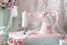 Sewing machines I love