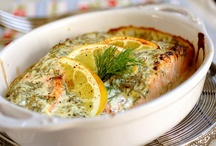 Paleo Recipes - Fish / by Karen Obrien