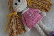 dolls Amigurumi ely