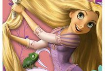 Tangle and Rapunzel Party Ideas
