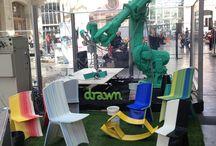 Drawn @ Maker Faire Paris / Participation au Maker Faire Paris, On dévoile notre startup et surtout Galatéa notre star!