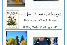 CM Home school Nature Study / by Rita Muller