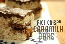 Chocolate Caramilk bar recipes