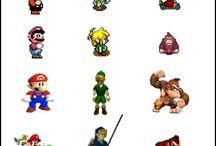 Wii Charakter
