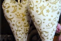 kézműves / egyedi kézműves handmade  apróságok ünnepidísz