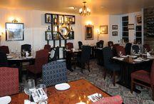 Restaurant Interior / Interior photographs of your favourite Cornish restaurants.