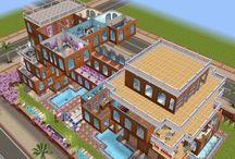 Sims freeplay / Ιδεες