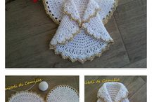 crochet angel