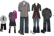 Photography - what to wear  / by Mindy Kerik