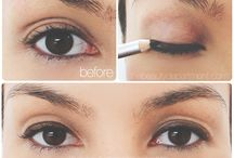 Make up tips and tricks