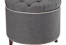 The room in the gray flannel suit: men's wear inspired interior design.  / by Zina Labudde