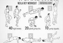 Fitness stuffs