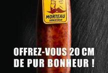 Saucisse de Morteau IGP