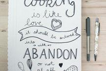 Cook book diy