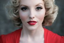 Pin-up Inspiration and Ideas / by Elaine Turso
