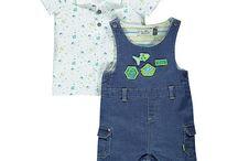 tenues bébé garçon 6 mois printemps été
