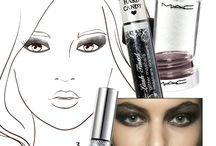 Make up inspirace