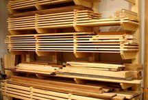 Удобное хранение / Организация хранения инструментов, материалов и мелочевки дома в гараже или мастерской