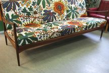 Floral Upholstery