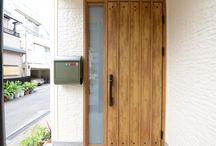 玄関 ドア