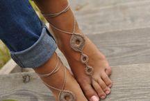 tobilleros y calzado