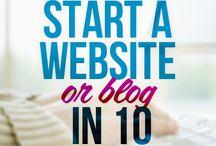 blog wed site tips
